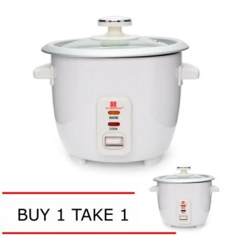 Standard SRG-1.0L Rice Cooker Buy 1 take 1
