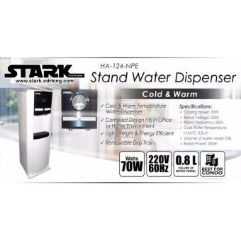 STARK Electric Stand Water Dispenser HA-124-NPE