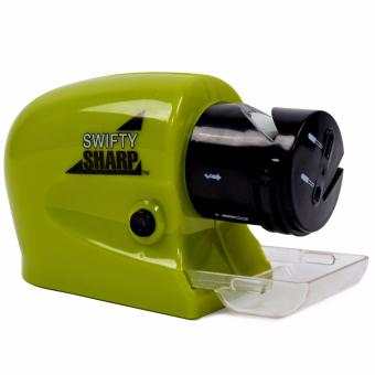 Swifty Sharp T32 Motorized Knife Sharpener (Apple-Green)