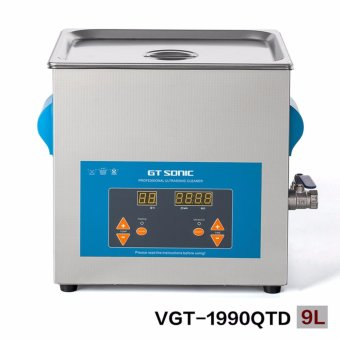 Tattoo instruments ultrasonic cleaning machine 9L with free basket220V VGT-1990QTD - intl