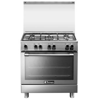 Tecnogas N3X85M5VE 5 Burner Cooking Range