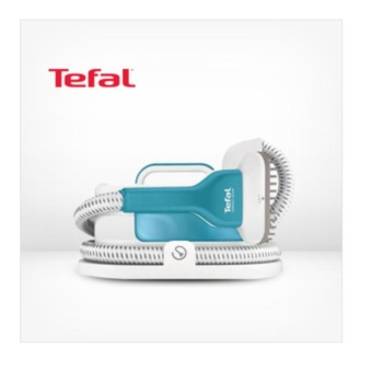 TefaL Compact Steam Iron IS1435 / Stand Typed Iron / Compact SteamStanding IRON / Rich Steam Spray - intl Price Philippines