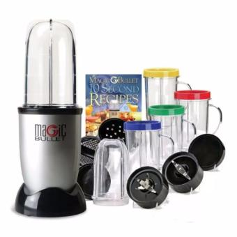 The Amazing 21pcs Multipurpose Food Processor