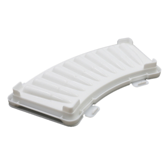 Velishy AK 47 Bullets Shape Ice Tray White (Intl)