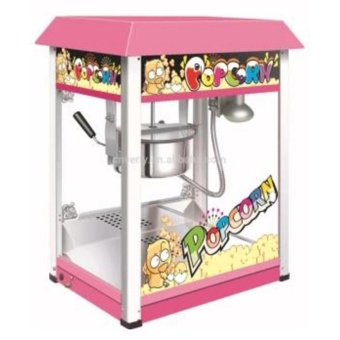 Verly Commercial Heavy Duty Full Size Popcorn Making Machine 8oz