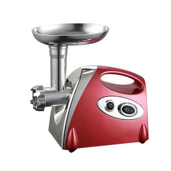 Vinmax 220V 1000W Electric Meat Grinder Stainless Steel Heavy DutyHousehold Commercial Sausage Maker Meats Mincer Food GrindingMincing Machine (Red) - intl