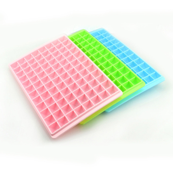 Vinmax Creative 96 Squares Cool Ice Cube Freeze Mold Making TrayIce Mould For Water Party Random Color - intl Price Philippines