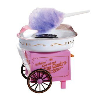 Vintage Cotton Candy Machine (White/Pink) - picture 2