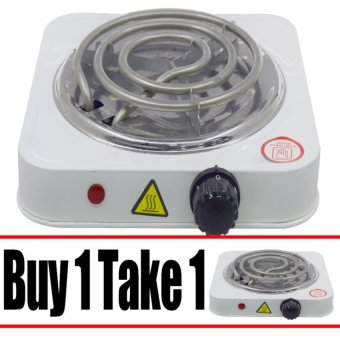 Wawawei Hot Plate Single Electric Stove (White) Buy 1 Take 1