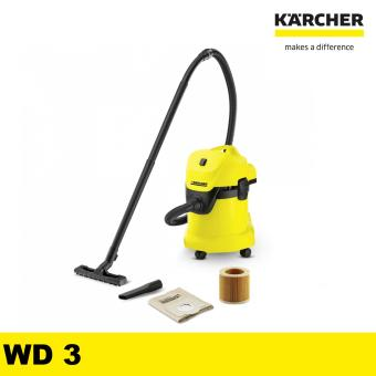 WD 3 Wet and Dry Vacuum Cleaner