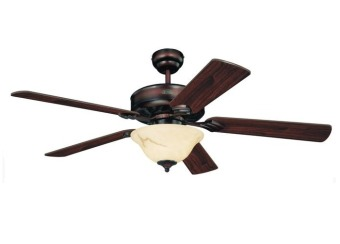 "Westinghouse 52"" Bethany Ceiling Fan Rustic Bronze"