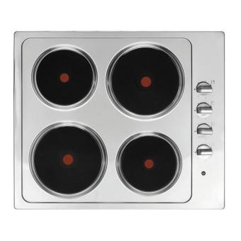 Whirlpool AKC 604 E/IX Four Electric Hotplate
