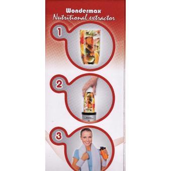 Wondermax Nutritional Extractor As Seen On TV - 3