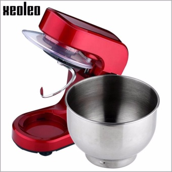 Xeoleo 3.5L Stand mixer Food mixer 600W Dough kneading machine hoursehold Egg beater suitable for milk/cream/all Fillings Mixer - intl - 2
