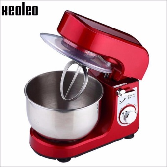 Xeoleo 3.5L Stand mixer Food mixer 600W Dough kneading machine hoursehold Egg beater suitable for milk/cream/all Fillings Mixer - intl