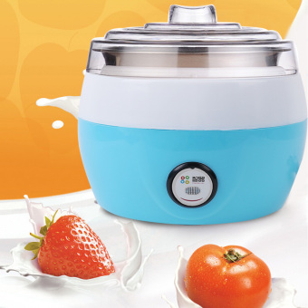 Yoghurt Maker Healthy Home Made Electric Automatic Machine(Blue) -Intl Price Philippines