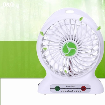 ZDL-F68 Portable Mini USB Rechargeable Fan