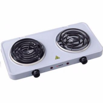 ZMB Double Burner Hot Plate Electric Cooking Stove 1000W