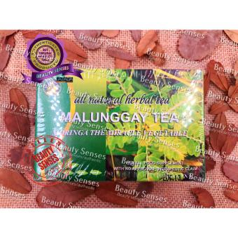 All Natural Malunggay Organic Tea 30s