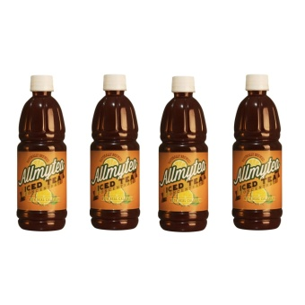 Allmytea 500Ml Concentrate (Pack of 4 pieces)