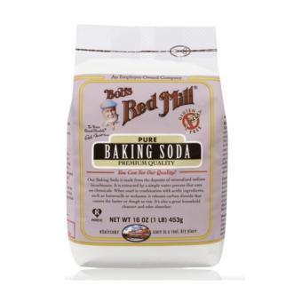 Bob's Red Mill Pure Baking Soda Premium Quality 453g