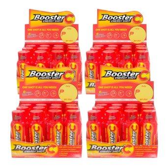 Booster C Energy Shot Original variant 60 mL Set of 48 (Red)(…)