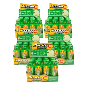 Booster C Energy Shot Protect variant 60 mL Set of 60 (Green)(…)