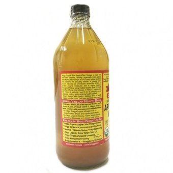 Bragg Organic Apple Cider Vinegar (946ml) - picture 3