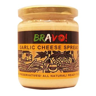 Bravo Garlic Cheese Spread 210g Price Philippines
