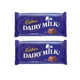Cadbury Dairy Milk Chocolate 165g- Set of 2