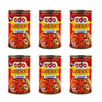 CDO Karne Norte 150g - Set of 6 Price Philippines