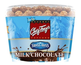 Chef Tony's Swiss Miss - Milk Chocolate Mini Tub (175g) Price Philippines