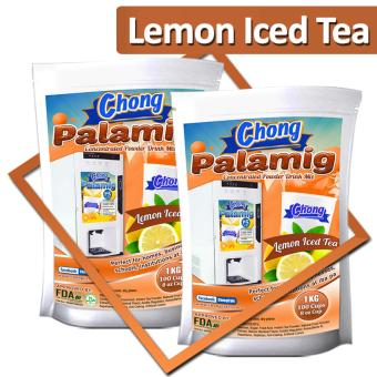 CP10C-COM-4 Chong Palamig Dalandan (4 Kilos), Calamansi (4 Kilos)and Lemon Iced Tea (2 Kilos) Plus 1000 Paper Cups - 3