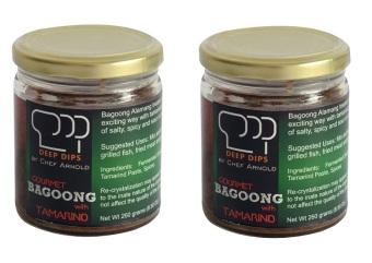 Deep Dips Gourmet Bagoong with Tamarind (Set of 2)