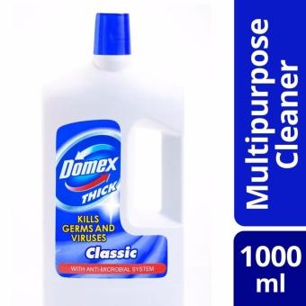 Domex Multi-Purpose Cleaner Liquid Classic Blue 1L