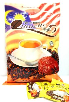 Dxn Lingzhi Coffee 3in1 Instant Coffee Beverage with GanodermaExtract 20s Price Philippines