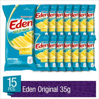 Eden Cheese Original 35g- Set of 15