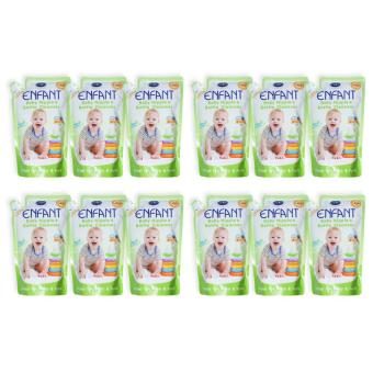Enfant Nipple and Bottle Liquid Cleanser 700 ml Pack of 12