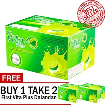 First Vita Plus DALANDAN Flavor BUY 1 TAKE 2 100% Authentic, Brand New, Sealed