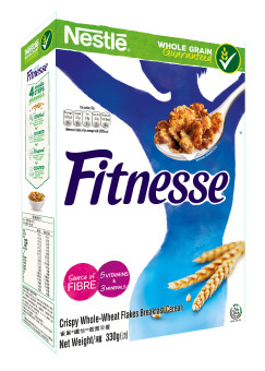 FITNESSE Cereal 330g