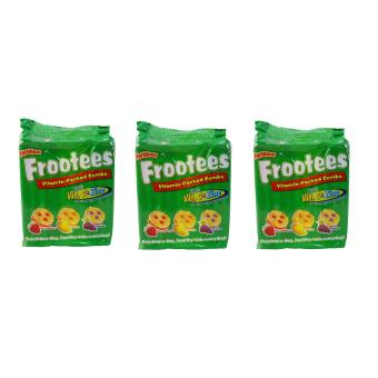 Frootees Assorted biscuit strawberry, Mango, Grapes 320g 115646 3'SW32 Price Philippines