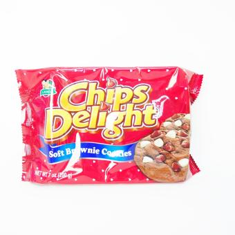 Galinco Chips Delight Soft Brownie Cookies 200g 3's (Red) 888219W43 (LP) - 2