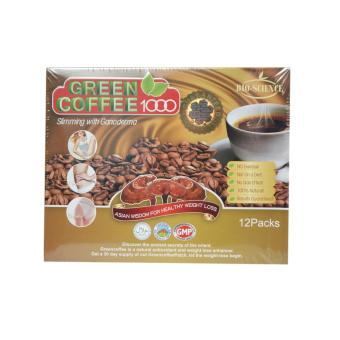 Green Coffee 1000 Slimming with Ganoderma