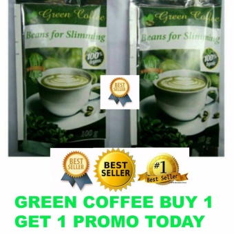 Green Coffee Slimming Coffee Buy 1 Get 1 PROMO Price Philippines