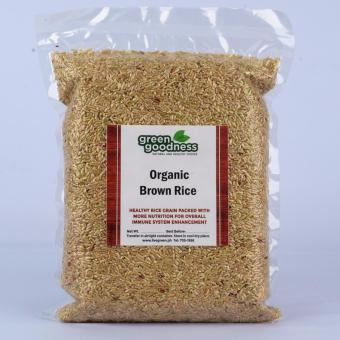 Green Goodness Organic Brown Rice (2 Kg) Price Philippines