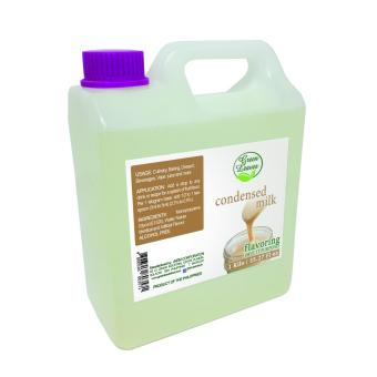 Green Leaves Concentrated Condensed Milk Flavor Essence 1Kg