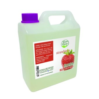 Green Leaves Concentrated Strawberry Flavor Essence 1Kg