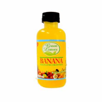 Green Leaves Flavor Concentrate 60ml x 12pcs Banana