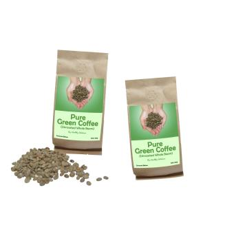 Healthy Solutions Green Coffee Beans (500 grams)