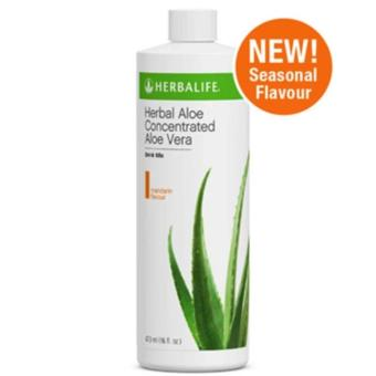 Herbalife Aloe Concentrate Mandarin 473ml (NEW Flavor) Price Philippines